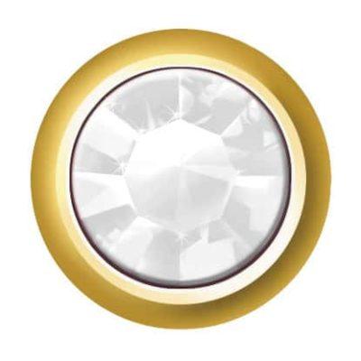 Mini Bezel Set - SWAROVSKI ELEMENTS - Crystal SII-CMG014
