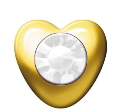 Heart Stone - SWAROVSKI ELEMENTS - Crystal