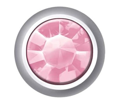 Regular Bezel Set - SWAROVSKI ELEMENTS - Light Rose