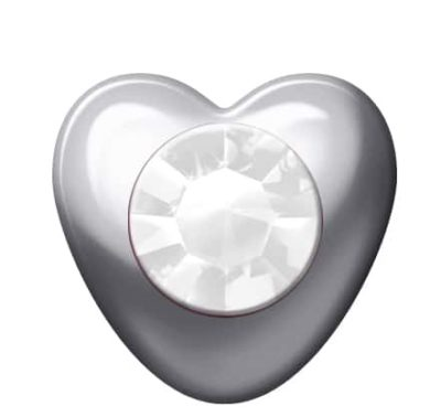 Heart Stone - SWAROVSKI ELEMENTS - Crystal