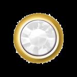 Mini Bezel Set – Crystal