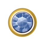 Mini Bezel Set – Sapphire