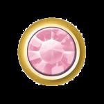 Mini Bezel Set – Light Rose